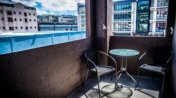 Courtenay Village - Terrace/Patio  - #0