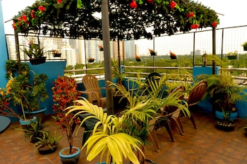 The Fort Budget Hotel Terrace/Patio
