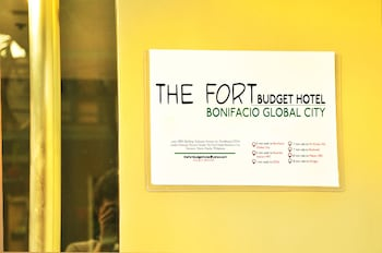The Fort Budget Hotel Interior Detail
