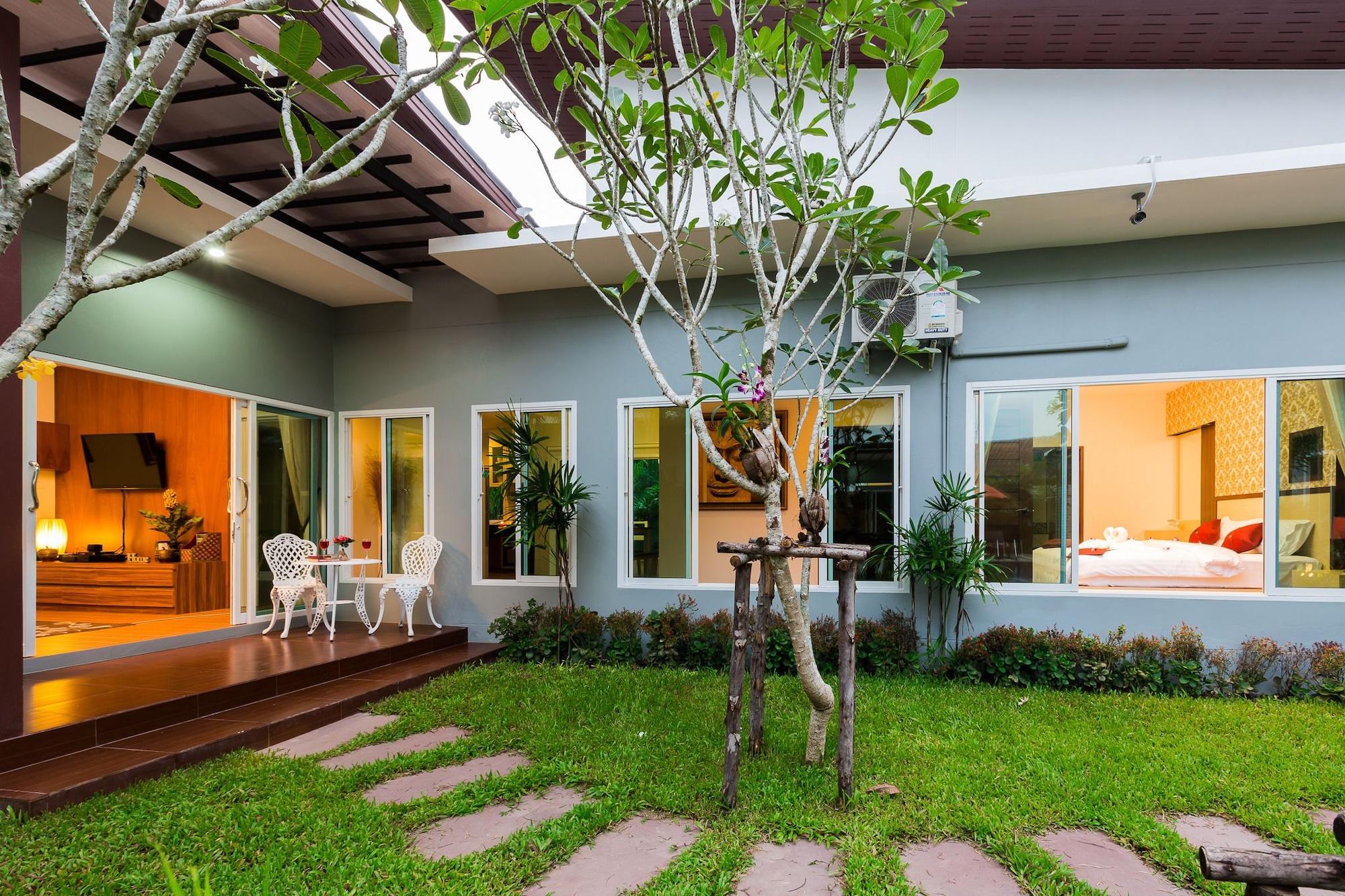 Irawan House, Muang Krabi