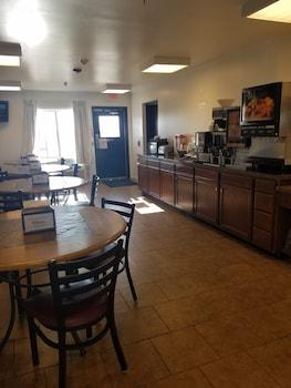 Mobile Motel Williston - Breakfast Area  - #0