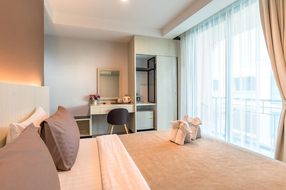 Deluxe Quadruple Room, Lanai