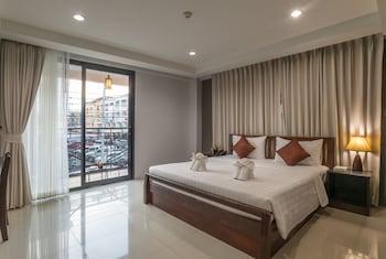 Superior Triple Room, Balcony