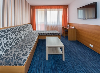Deluxe Apartment, 1 Bedroom, Balcony (3 persons)