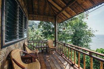 Triple Room, Garden View (Fan )