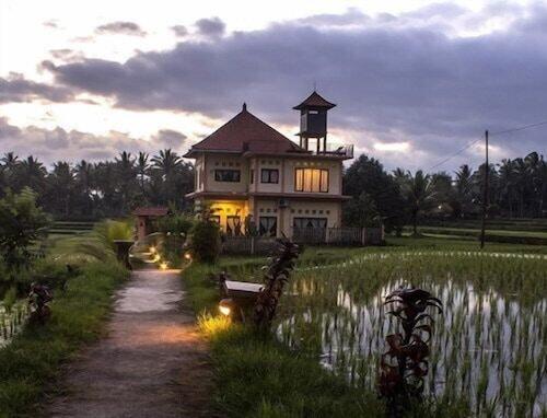 Bali Suksma Villa, Gianyar