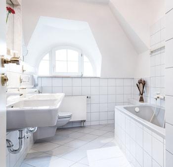 Aparthotel Villa Freisleben - Bathroom  - #0