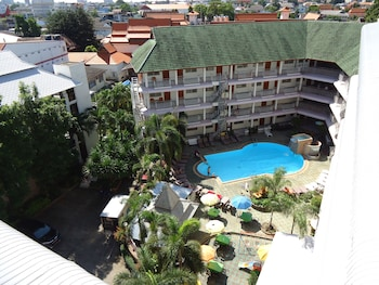 Top North Hotel - Aerial View  - #0