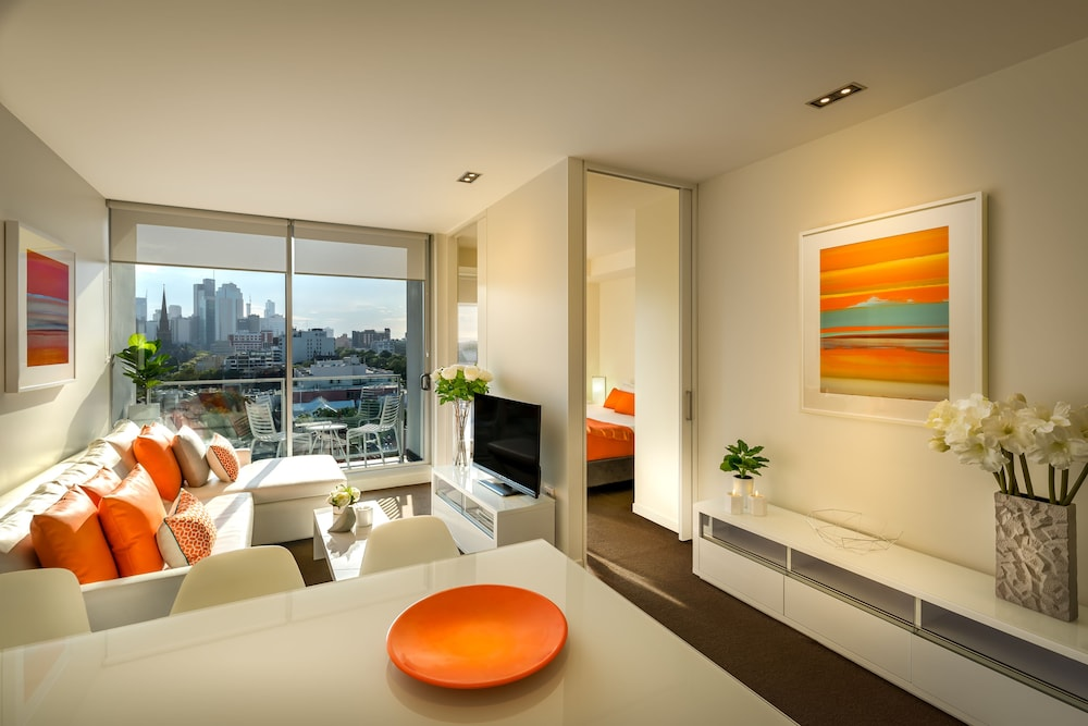 Tribeca Serviced Apartments Melbourne, Port Phillip - West