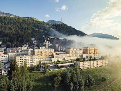 . Kulm Hotel St. Moritz