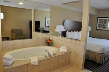 Suite, 1 King Bed, Jetted Tub, Tower