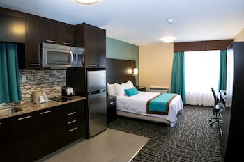 Suite, 2 Queen Beds, Non Smoking, Kitchenette