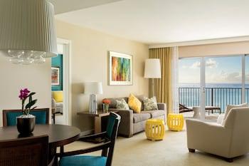 Executive Suite, 1 Bedroom, Non Smoking, Oceanfront