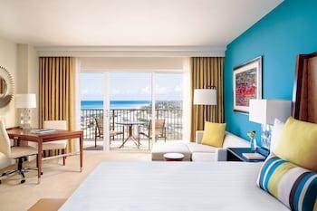 Room, 1 King Bed, Balcony, View (Coastal View)