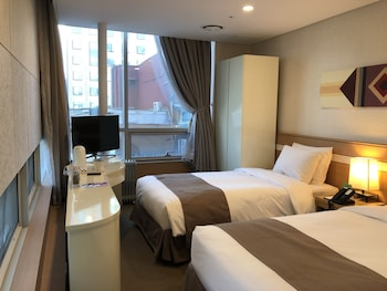 ティーマークホテル明洞