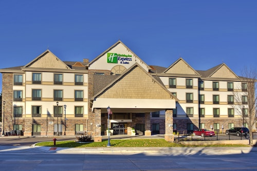 . Holiday Inn Express Hotel & Suites Frankenmuth