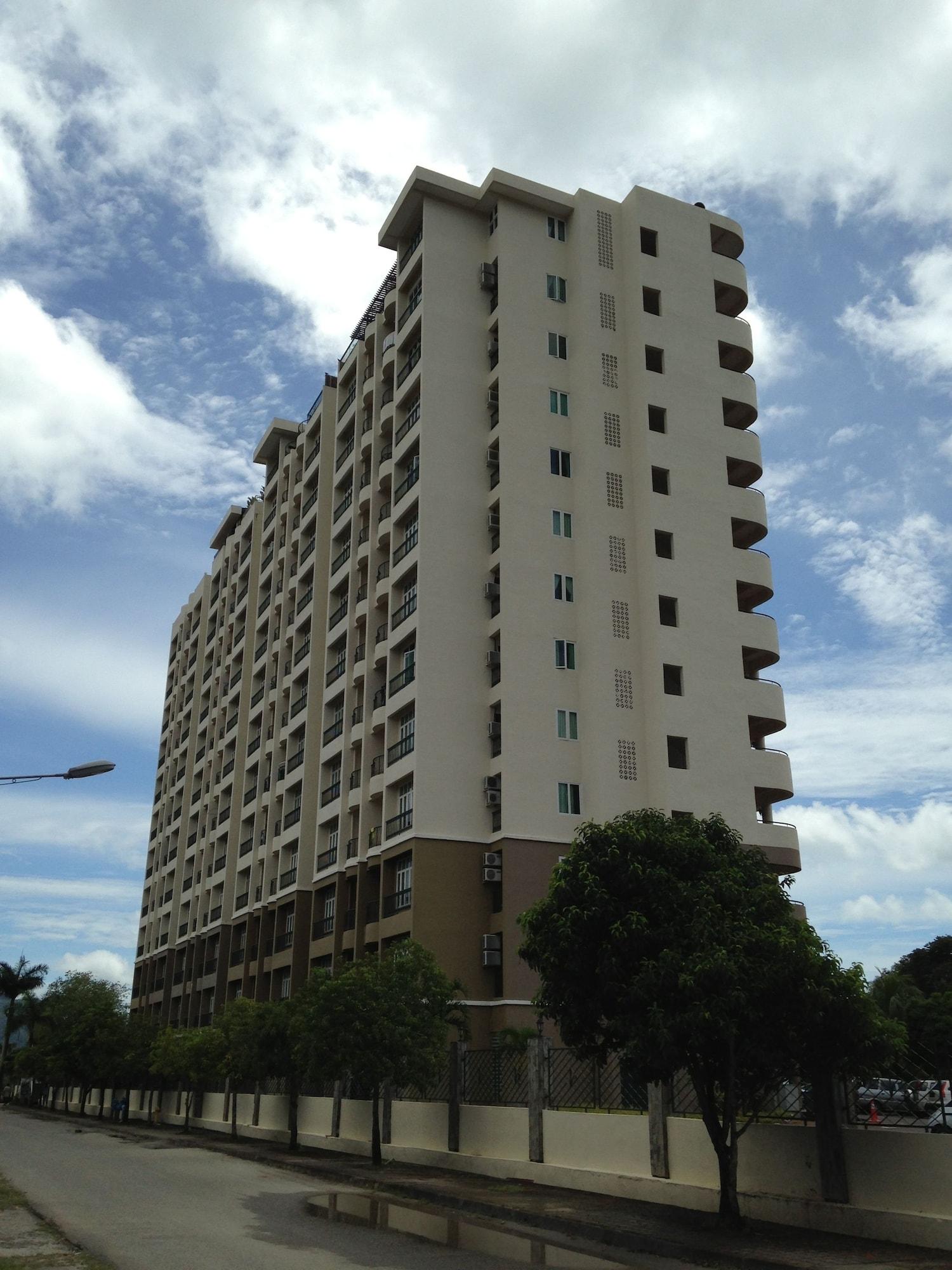 Kuah Town Service Suite Apartment, Langkawi