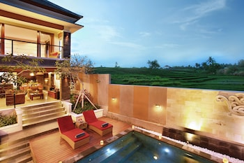 Hotel - The Kryamaha Villas