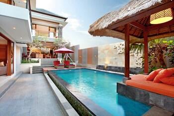 The Kryamaha Villas - Guestroom View  - #0