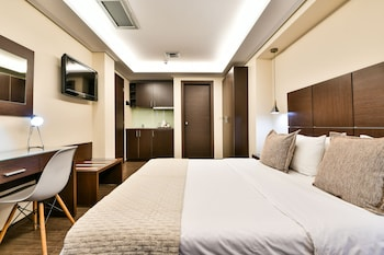 Deluxe Double Room, 1 Bedroom