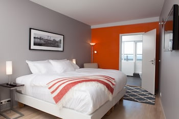 Double Room, 1 King Bed, Terrace