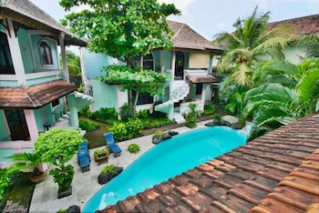 Villa Puri Royan - Balcony View  - #0