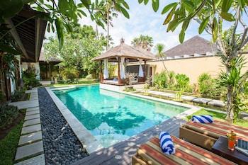 Hotel - Villa Seriska Satu Sanur Bali
