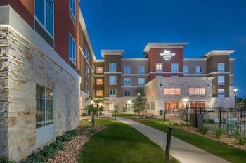 德州拉克蘭空軍基地/海洋世界希爾頓欣庭飯店 Homewood Suites by Hilton Lackland AFB/ SeaWorld, TX