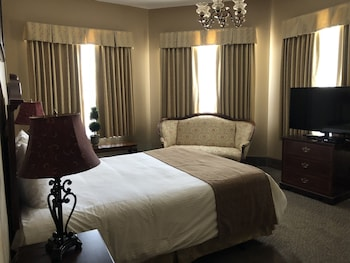 Signature Room, 1 Queen Bed, Corner