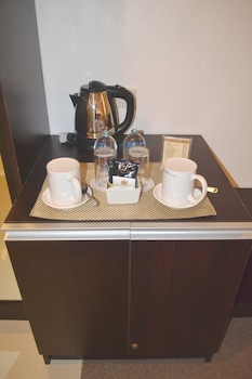 Big 8 Corporate Hotel Davao In-Room Coffee