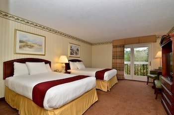 Standard Room, 1 King Bed, Non Smoking, Refrigerator & Microwave (Scenic View)