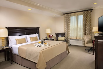 Studio Suite, 1 King Bed, Accessible