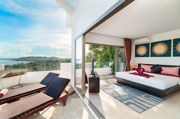 Tropical Sea View Villa - Balcony View  - #0
