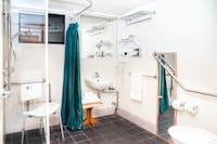 Deluxe Room, Accessible at Pegasus Motor Inn and Serviced Apartments in Hamilton