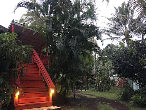 . The Enchanted Gardens rainforest Bed & Breakfast