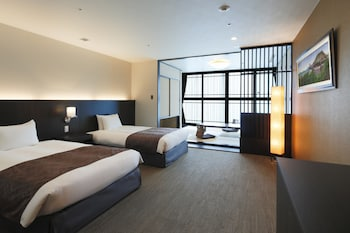 KYOTO TOWER HOTEL Room