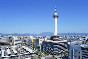 KYOTO TOWER HOTEL View from Property