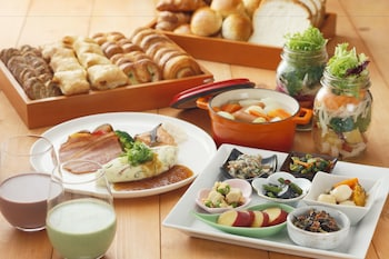 KYOTO TOWER HOTEL Buffet