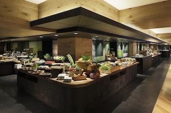 KYOTO TOWER HOTEL Breakfast Area