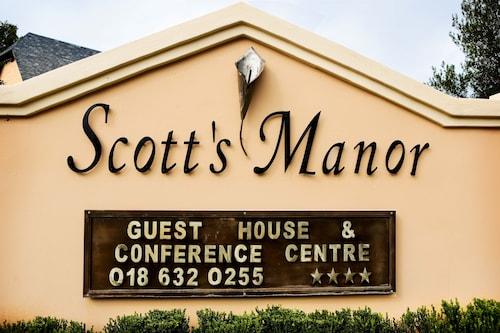 Scott's Manor & Conference Venue, Ngaka Modiri Molema