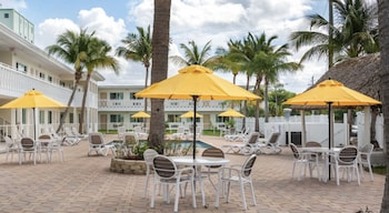 好萊塢海灘附近羅德威飯店 Rodeway Inn near Hollywood Beach