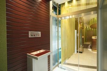 KYOTO TOWER HOTEL ANNEX Interior Entrance