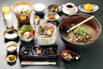 MIYAJIMA HOTEL MAKOTO Breakfast Meal