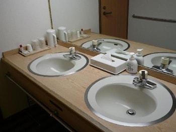 MIYAJIMA HOTEL MAKOTO Bathroom Sink