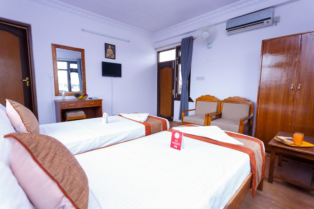 Alliance Hotel - Boudhanath Stupa, Bagmati