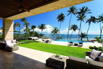 Villa, 5 Bedrooms, Balcony, Oceanfront (East Beach House)