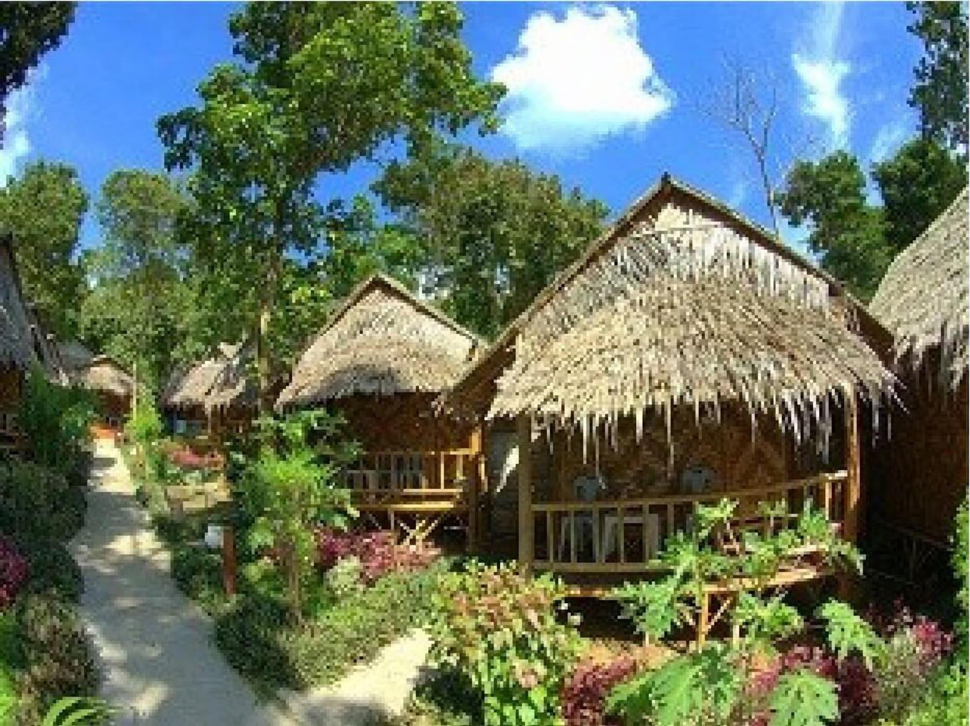 Phutawan Bamboo Bungalow, Muang Krabi