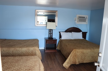 Room, 3 Double Beds