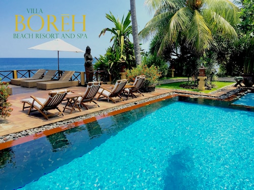 . Villa Boreh Beach Resort and Spa
