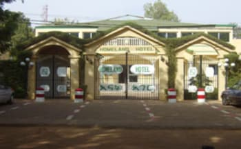 Hotel - Homeland Hotel